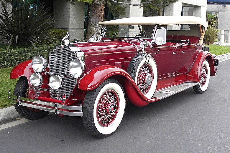 1929 Packard 633 - Information and photos - MOMENTcar